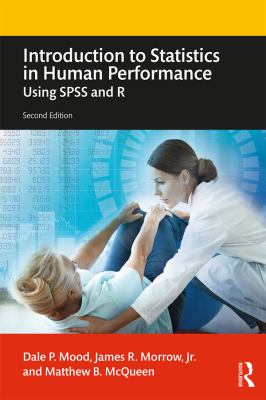 book cover: Introduction to Statistics in Human Performance