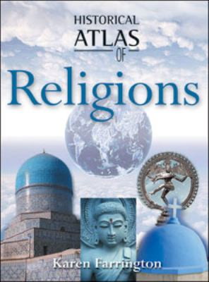 Cover Art for Historical Atlas of Religions