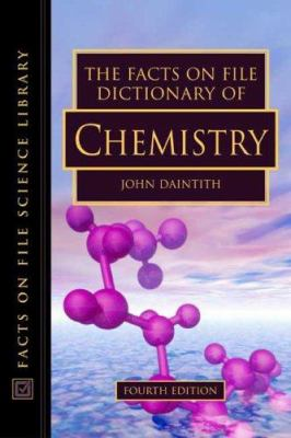 Cover Image: Facts on File Dictionary of Chemistry