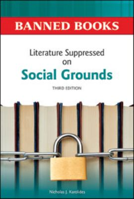 cover of Literature Suppressed on Social Grounds. 3rd edition.