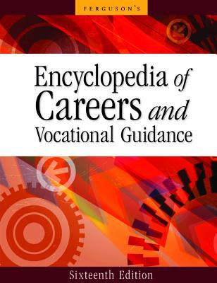 cover of Encyclopedia of Careers and Vocational Guidance, 16th Edition