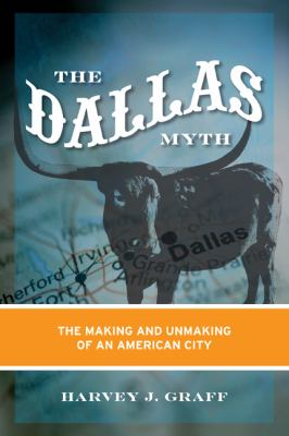 Book Cover for The Dallas Myth.