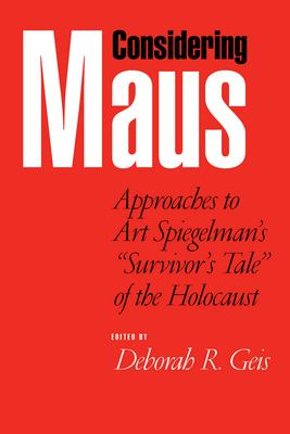 Book cover for Considering Maus.