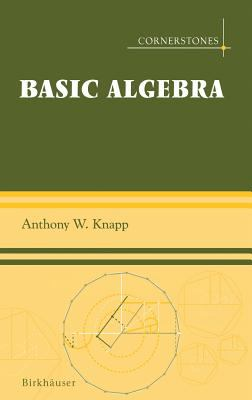 book cover: Basic Algebra