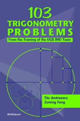 book cover 103 Trigonometry Problems