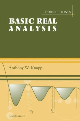 book cover: Basic Real Analysis and Advanced Real Analysis