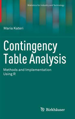 book cover: Contingency Table Analysis: methods and implementation using R