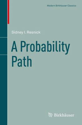 book cover: A Probability Path