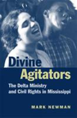 Divine Agitators book cover
