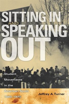 sitting in speaking out