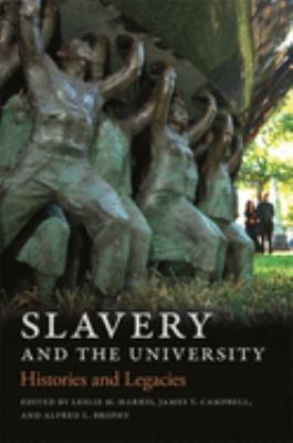 Cover Art of Slavery and the University