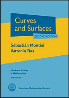 book cover: Curves and Surfaces
