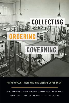 Collecting, Ordering, Governing, 2017