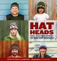 Book cover for Hat Heads