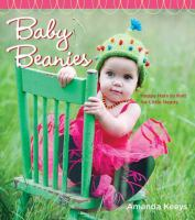 Book cover for Baby Beanies