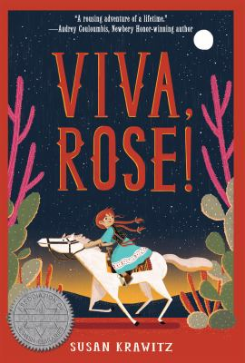 Cover Art for Viva Rose!