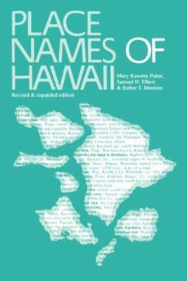 Place Names of Hawaii.