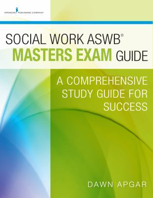 (Book cover) Masters Exam Guide