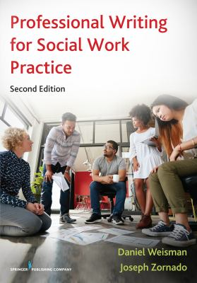 Book cover of Professional Writing for Social Work Practice, - click to open book in a new window