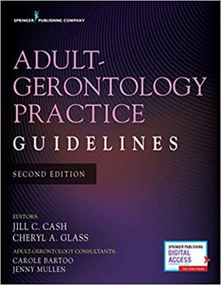 Adult-Gerontology Practice Guidelines