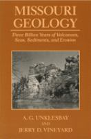 Book cover for Missouri Geology
