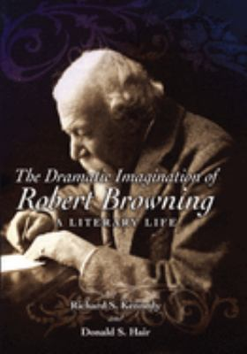 Cover art for The Dramatic Imagination of Robert Browning