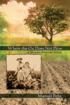 Cover Art for Where the Ox Does Not Plow