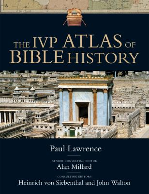 cover of The IVP Atlas of Bible History