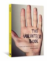 Book cover for The Volunteer Book