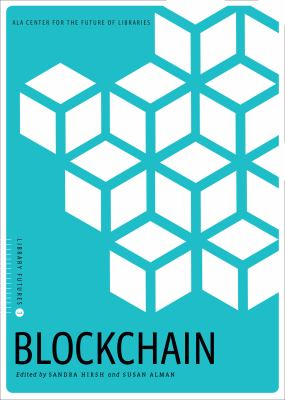 Book cover of Blockchain - click to open in a new window