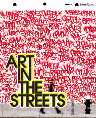 Art in the Streets Cover Art