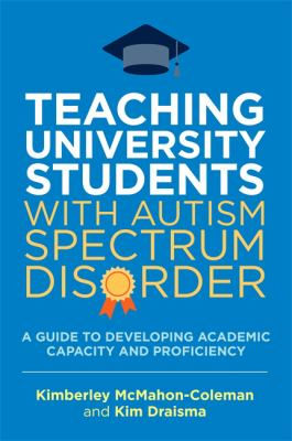 Teaching University Students with Autism Spectrum Disorder Cover