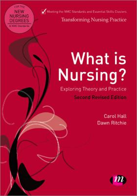What Is Nursing? Cover