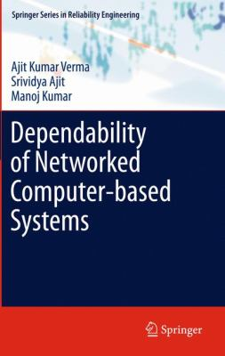 book cover: Dependability of Networked Computer-Based Systems