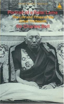 Bell Portrait of a Dalai Lama cover art