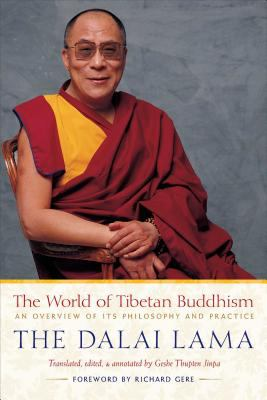 HHDL World of Tibetan Buddhism cover art