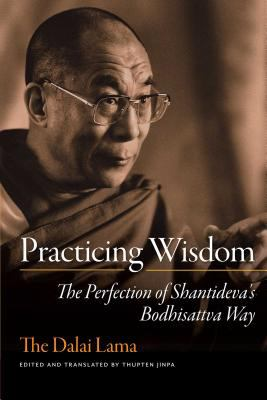 HHDL Practicing Wisdom cover art