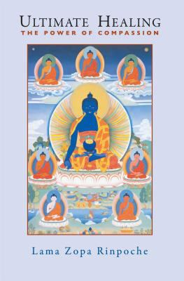 Lama Zopa Ultimate Healing cover art