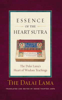 HHDL Essence of Heart Sutra cover art