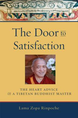 Lama Zopa Door to Satisfaction cover art