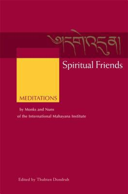 IMI Spiritual Friends cover art