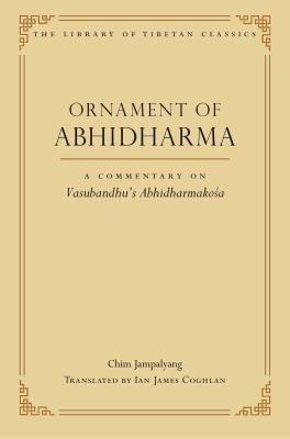 Jampalyang Ornament of Abhidharma cover art