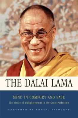 HHDL Mind in Comfort and Ease cover art