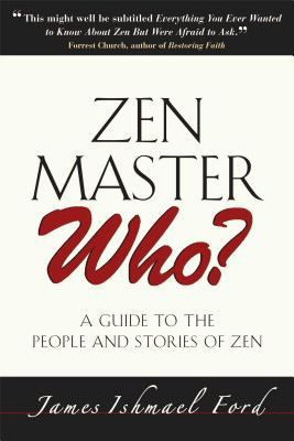 Ford Zen Master Who cover art
