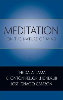 HHDL et al Meditation on Nature cover art