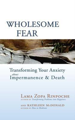 Lama Zopa Wholesome Fear cover art