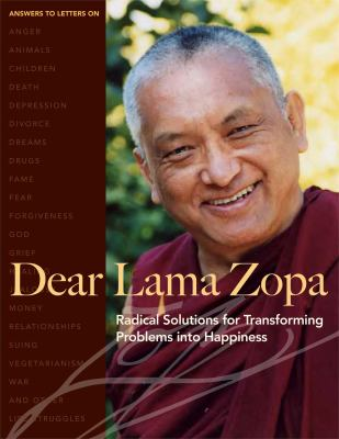 Lama Zopa Dear Radical cover art