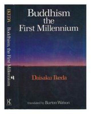 Ikeda First Millennium cover art