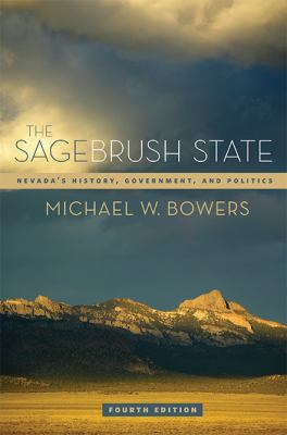 Cover of The Sagebrush State book