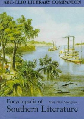 Cover Art for Encyclopedia of Southern Literature